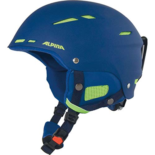 ALPINA Herren Ski- und Snowboardhelm Biom Marine (300) S