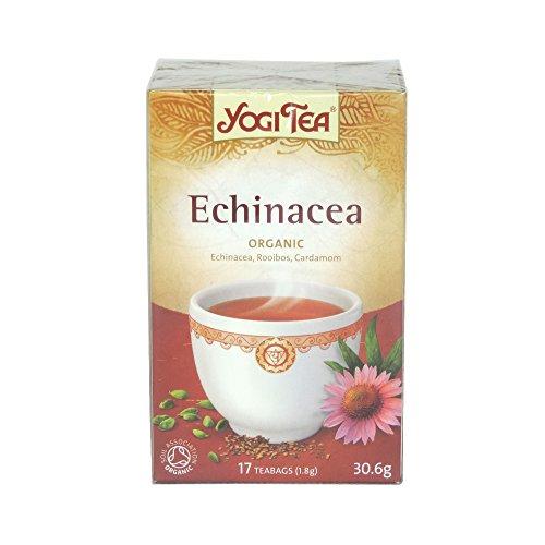 Yogi Tea - Echinacea - 30.6g (Case of 6)