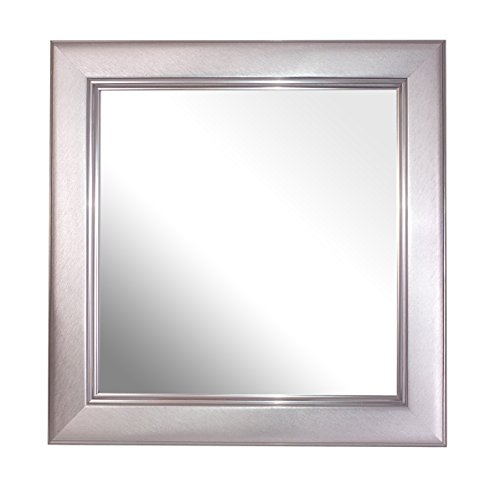 Kartell All Saints Specchio Rosa ABS 78x4x78 cm