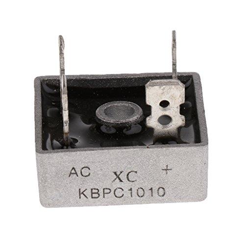 Gleichrichter Diode Bridge Rectifier 1A 1000V Brückengleichrichter KBPC-1010 1a Diode