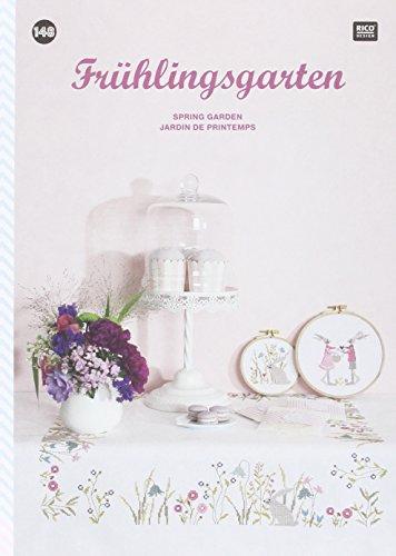 Buch 148 Frühlingsgarten -