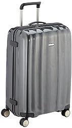 Samsonite Koffer Reisekoffer Cubelite SPINNER, 76 cm, 96 Liter, graphite, 41361
