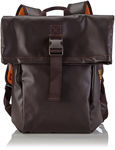 Bree Punch 92, Chrome, Backpack S, Sacs portés épaule Mixte adulte Marron - Braun (mocca 880)