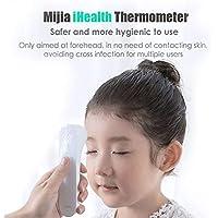 Xiaomi Mijia IHealth termómetro de frente sin contacto por infrarrojos para bebés y adultos, lectura