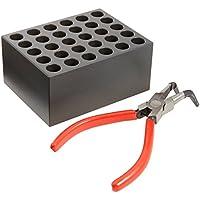 witeg Calefacción Bloque blt33530agujeros, 13x 46mm, fácil konischer suelo, para bloque Termostato HB de 48/de 96/R de 48