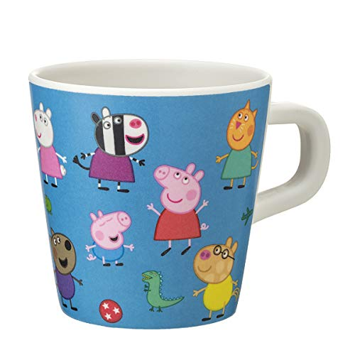 Petit Jour Paris - Kleiner Becher Peppa Pig - Perfekt um wie die Erwachsenen zu trinken! (Pig Peppa Peppa)