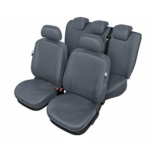 Preisvergleich Produktbild Chevrolet Spark Grau Sitzbezüge Sitzbezug Schonbezüge Schonbezug Practical