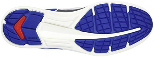 Puma Ignite Disc, Chaussures de Course Homme Bleu (Surf The Web/Silver)