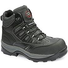 WorkForce 30P Zapatos de seguridad S1P para hombre, EU 47
