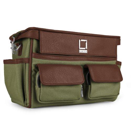 lencca-coreen-forest-espresso-camera-bag-for-panasonic-lumix-cameras