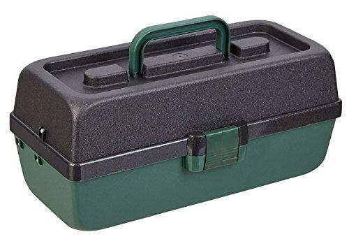 Gerätekasten Anglerkasten für Zubehör 2-ladig