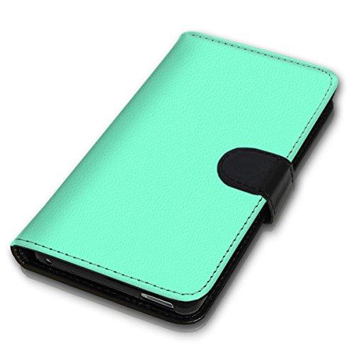 Wallet Book Style Flip Handy Tasche Case Schutz Hülle Schale Motiv Etui für Apple iPhone 6 Plus / 6S Plus - Variante UMV9 Design12 Design 9
