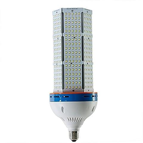 XJLED 120W E40 Led Corn Light High power, SMD2835,6000K Daywhite,AC85-265V,Equivalent