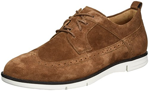 Ganter - Gabriel-g, Scarpe stringate Uomo Marrone (Coffee)