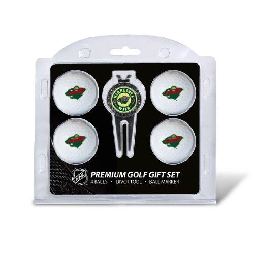 Team Golf NHL 4Ball Geschenk-Set, 14306, mehrfarbig