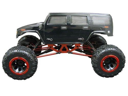 Imagen 2 de Monster Rock Crawler ME4 MK34 1:10 RTR 4WD + Gen. 6.0 + Envío gratis !! Carrocería eligible