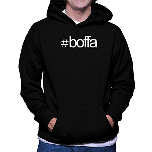 Felpe con cappuccio Hashtag Boffa