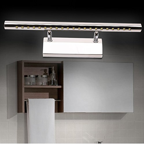 LED Moderna Lámpara de Pared,LED Lámpara de pared Interior。Espejo de baño luz de espejo faro...