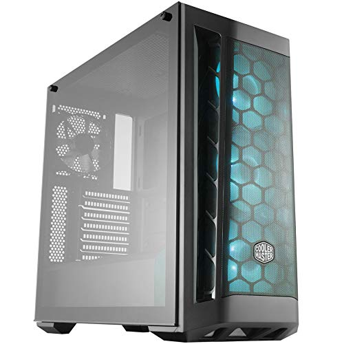 Sedatech PC Gaming Watercooling Intel i7-9700KF 8x 3.6Ghz, Geforce GTX 1660 6Gb, 16 Gb RAM DDR4, 500Gb SSD NVMe 970 Evo, 2Tb HDD, USB 3.1, Wifi. Computer Desktop, Win 10
