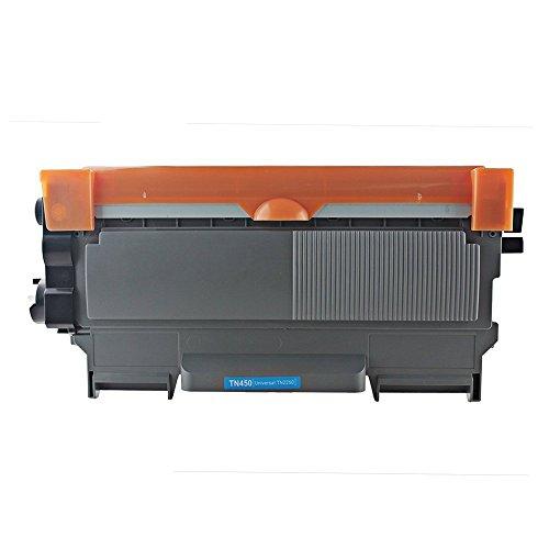 Smartoe Toner ersetzt Brother TN2220 für Brother FAX-2840 FAX-2845 HL-2240D HL-2240 HL-2250DN HL-2270DW DCP-7060D DCP-7065DN MFC-7360N MFC-7460DN MFC-7860DW Drucker, 2600 Seiten für Schwarz, 1 Stück
