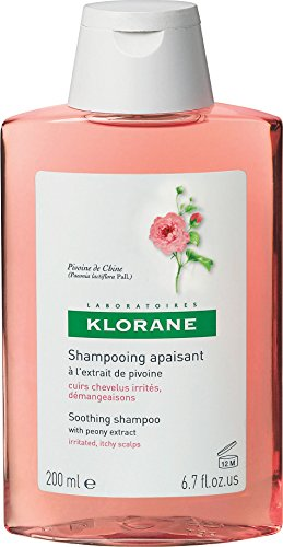 Klorane Soothing Shampoo With Peony - 200ml