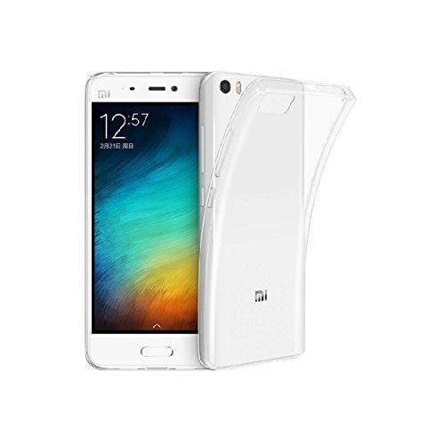 HANDYHÜLLE Schutzhülle Silikon Case Schutz Cover Transparent Clear von ZhinkArts für LG G4 Mini