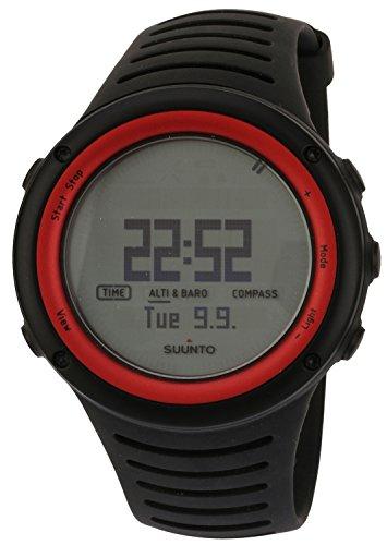 Suunto SS016788000 Core Instrument pour sport plein air Noir/rouge