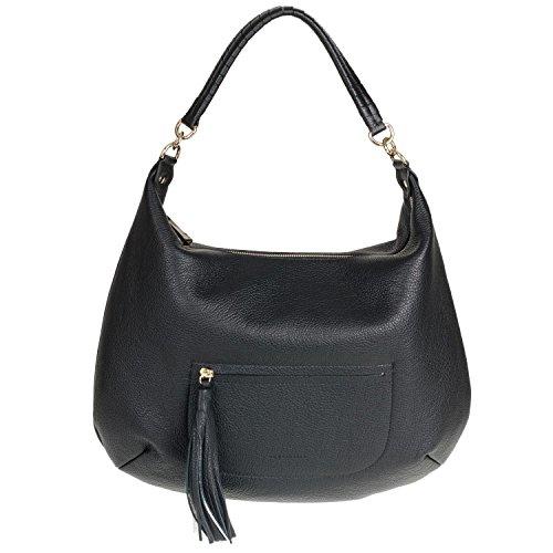 COCCINELLE MEGAN SHOULDER BAG WI5130101 Nero