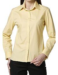 LEONIS SHIRTS & FAVORITES - Camisas - Button Down - Clásico - Manga Larga - para mujer