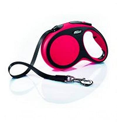 flexi New Comfort Leash, Red, X-Small, 8 kg 2