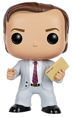Funko - Figurine Better Call Saul - Jimmy McGill 10cm - 0849803079246