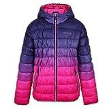 Icepeak Steppjacke Kinder Mädchen Rosie Wasserabweisend und Winddicht 2_50004, Farbe:Pink, Kinder Größen:176