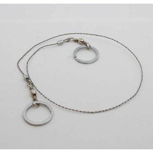 41p0E2LwUhL. SS500  - 56cm Commando Wire Pocket Saw Commando Wire Pocket Saw Will Cut Through Wood & Plastic