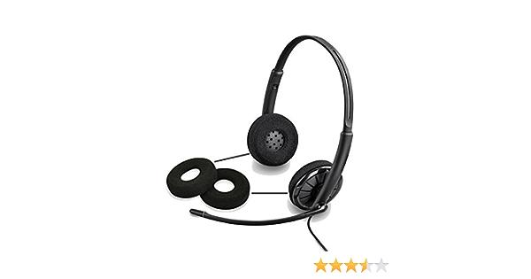 Plantronics 88225 01 Spare Ear Cushion Foam C310 C320 Elektronik