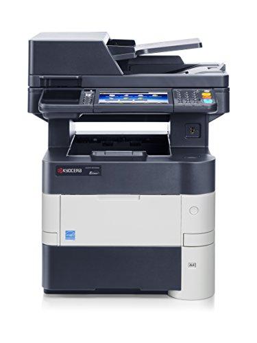 Kyocera Ecosys M3550idn Laser Multifunktionsgerät (Scanner, Kopierer, Drucker, USB 2.0) grau - Daten-karte, Drucker Zubehör
