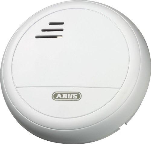 ABUS Rauchwarnmelder RM40 Li Funk, 558115 (Hause-surveillance-system Sicherheit Zu)