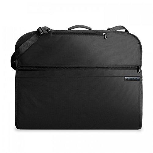 Briggs & Riley Classic Garment Cover, schwarz (schwarz) - 389-4 (Briggs Und Riley Kleidersack)