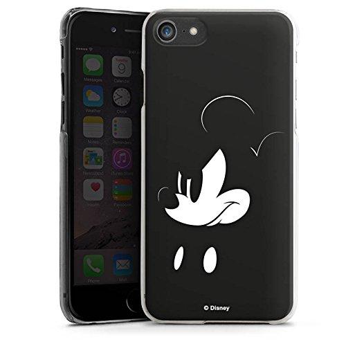 Apple iPhone SE Hülle Case Handyhülle Disney Mickey Mouse Fanartikel Geschenke Hard Case transparent