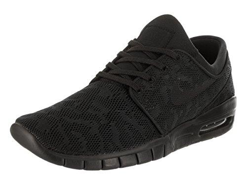 Nike Herren Stefan Janoski Max Turnschuhe Schwarz (Nero) 40.5 EU -
