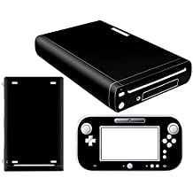 Linyuan Skin Sticker Decal Cover Case 0109# para Nintend WII U Console And Controller