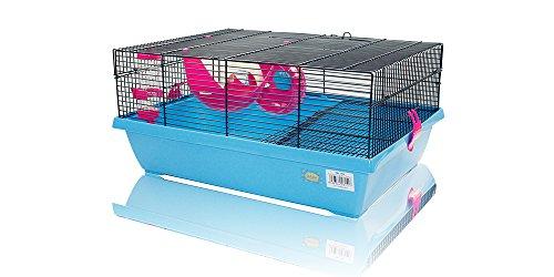 Cage pour hamster 51 * 37 * 29 cm