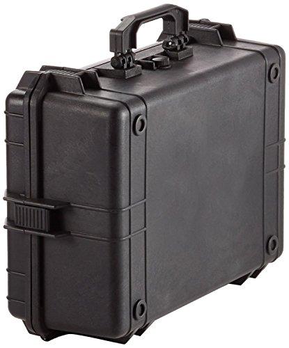 Hartschalen Koffer passend für den DJI Phantom 4 und DJI Phantom 4 Professional sowie Phantom 3 Adv und Pro mit angeschraubten Propellern und viel Zubehör von MC-CASES - 9