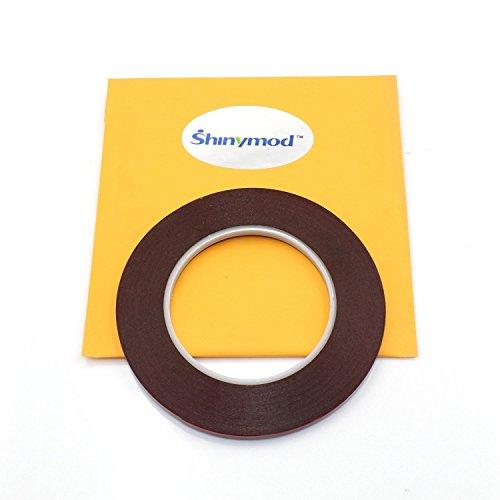 Scotch Acrylic Doppelseitiges Klebeband Montageklebeband Hochleistungsklebeband Tape 20 Meters (5mm)