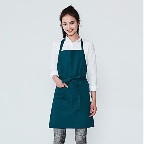 bel grembiule cucinare cucina impermeabile e moda petrolio prova top corsetto salopette grembiule india logo,verde nerastro