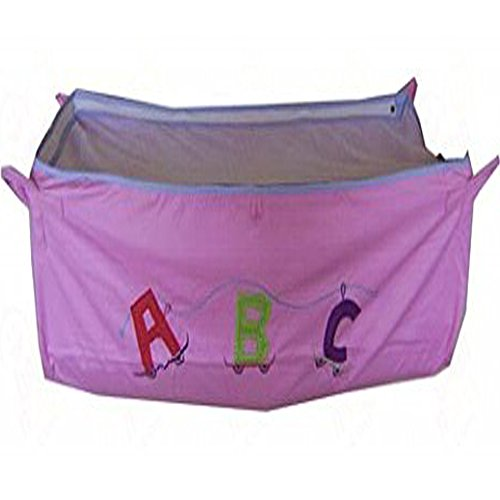 Baby-Cradle-Cover-or-Khoya-Pink-Colour-ABC