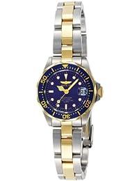 Invicta 8942 - Reloj para mujer color azul / plateado