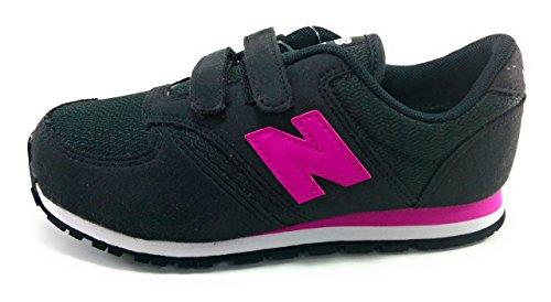 New Balance Mädchen Schuhe, Schwarz - Schwarz - Größe: 32 (Mädchen Für Schuhe Nina)