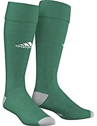 Adidas Milano Calzettoni da Uomo, Verde/Bianco (Bold Green/White (AJ5908)), taglia 43-45