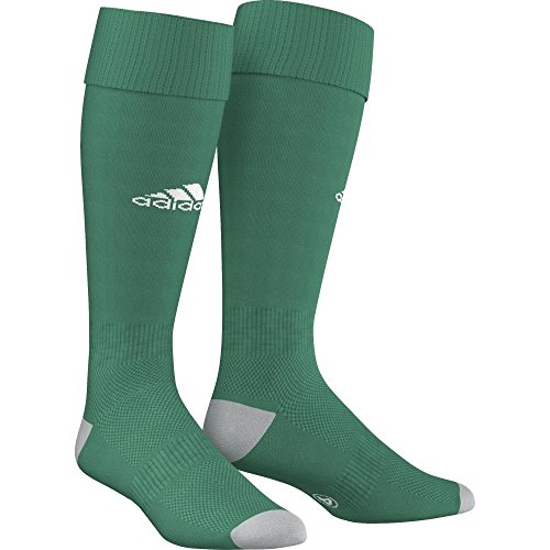 Adidas Unisex Erwachsene Milano 16 Socken, Bold Grün/Weiß, 8.5-10 UK (43-45 EU)
