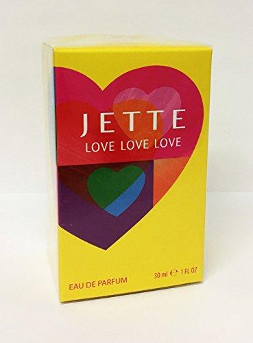 Jette Jette Love Love Love - 30 ml Eau de Parfum